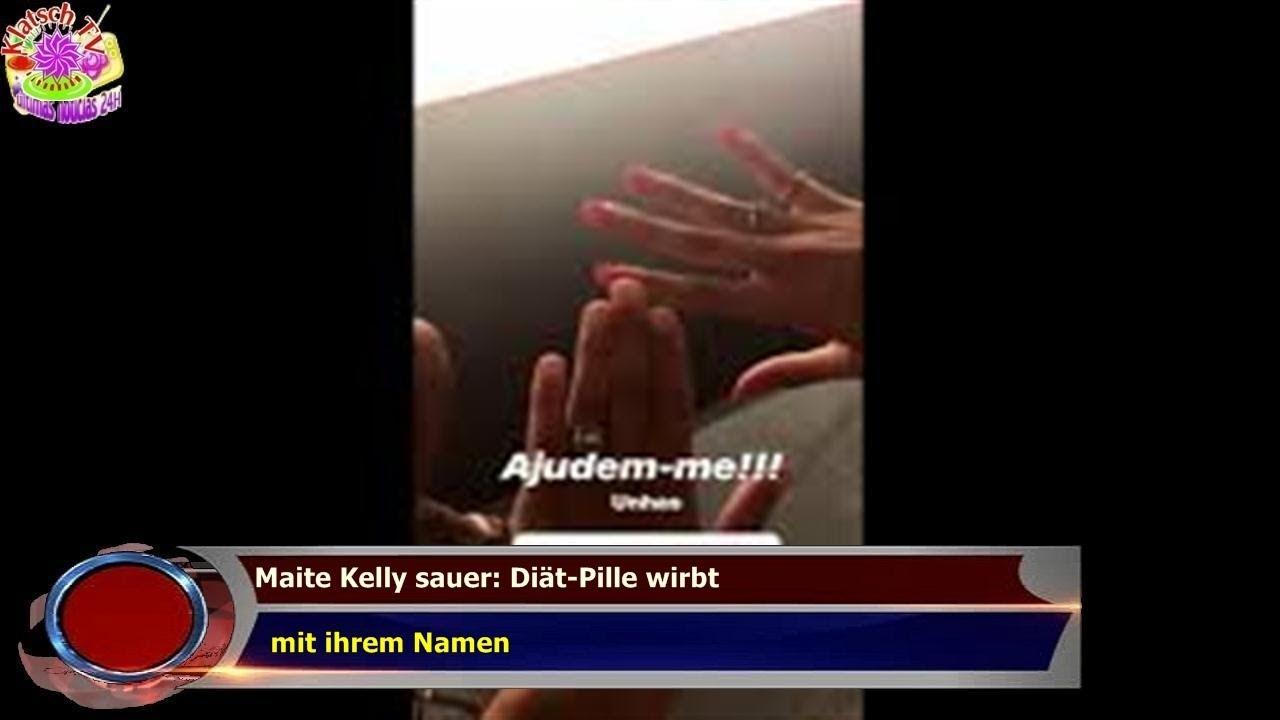 Maite Kelly Sauer Diat Pille Wirbt Mit Ihrem Namen Youtube