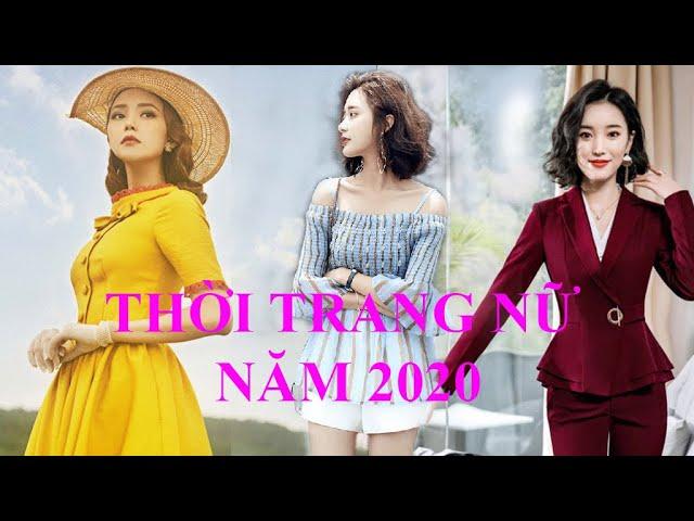 [Giai điệu Tây Bắc] Thời trang nữ 2020 I women's fashion trends 2020