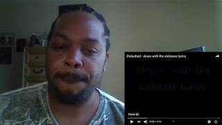 """Baby Dyce Reacts to - Disturbed """"Down With The Sickness"""""""