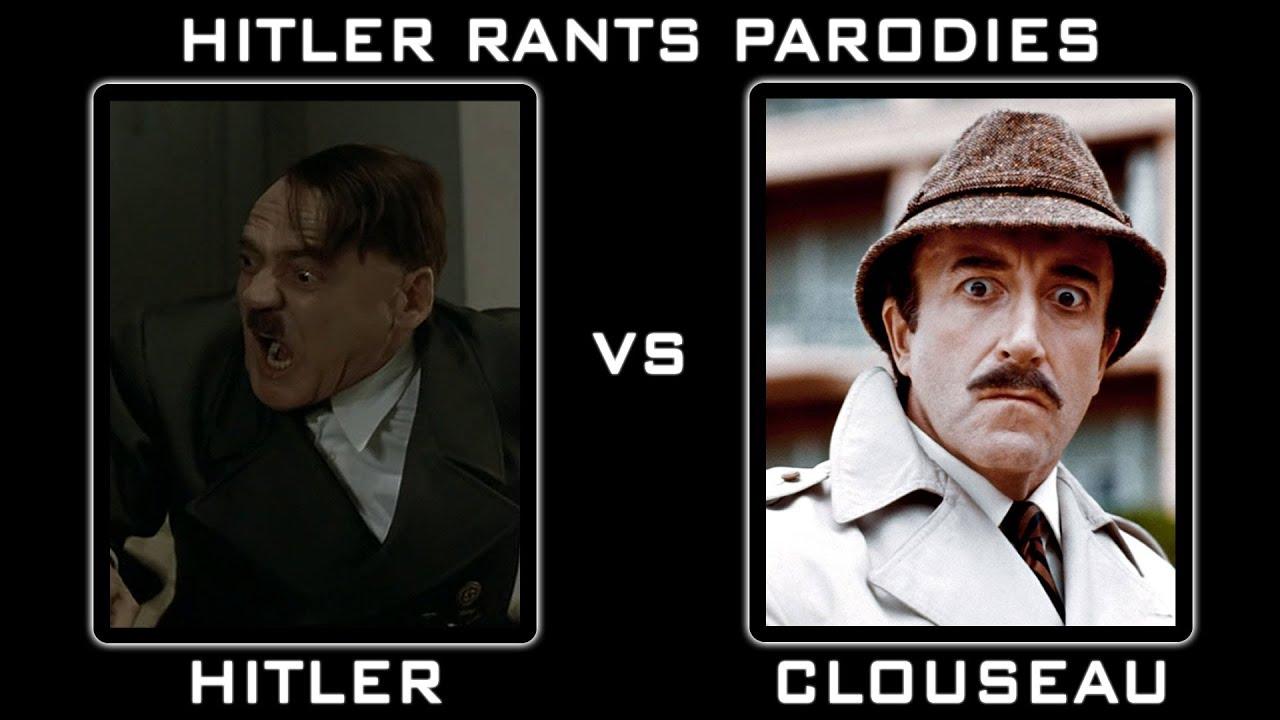 Hitler Vs Inspector Clouseau: Part 1