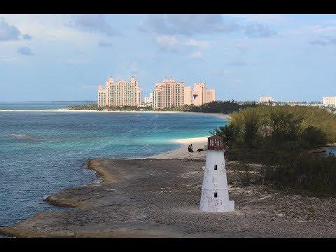 Nassau, Bahamas - Royal Caribbean Enchantment of the Seas 2017