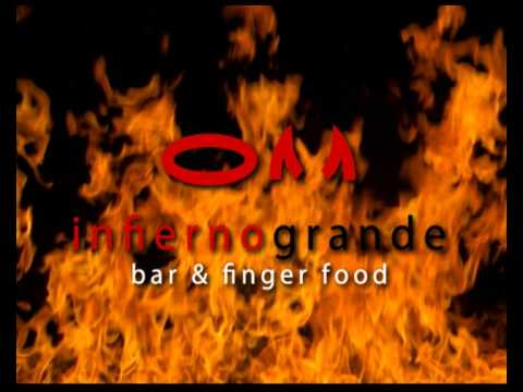 Loop para pantallas del infierno Grande Bar & Finger Food