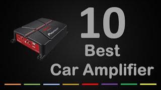 10 Best Car Amplifier In India 2019   Top 10 Car Amplifiers