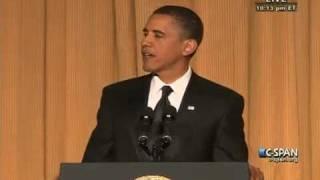 president obama remarks at 2010 white house correspondents dinner