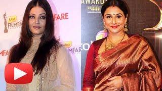 Aishwarya Rai Bachchan vs Vidya Balan At The Cannes Film Festival 2013