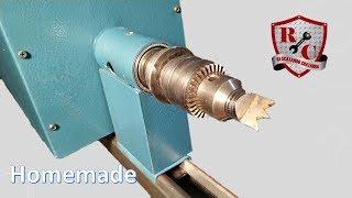 🛠️ Herramientas ,HECHAS EN CASA /Homemade tools. Torno de Madera, segunda parte