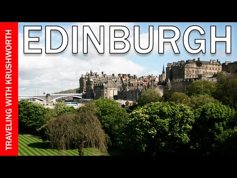Edinburgh travel guide video (Visit Scotland Great Britain) tourism