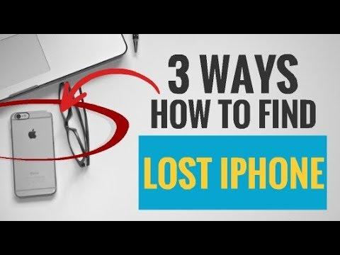 Lost iPhone | My Phone Locater