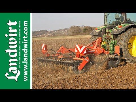 Kuhn Optimer+ 303 Kurzscheibenegge | landwirt.com
