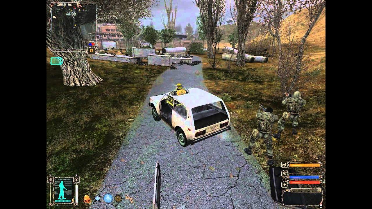 скачать игру сталкер авто зона через торрент - фото 5