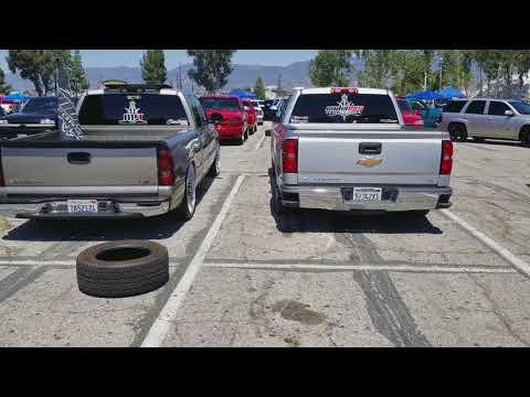 California truck invation 2018