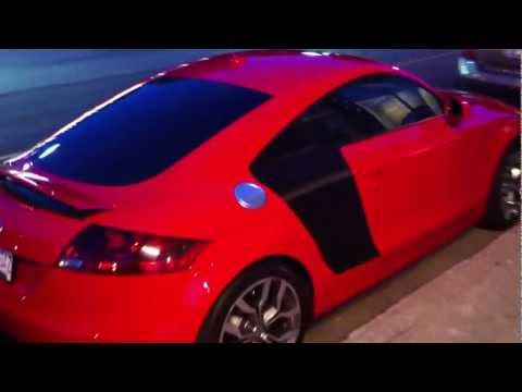 Audi TT with R8 Body Kit in Montreal