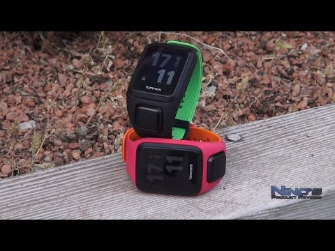 TomTom Runner 3/Spark 3 Cardio + Music Review [Deutsch]