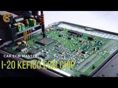I10 - I20 Kefico ECM  Cpu Change Work Done