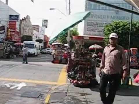 Mercado De La Piel (León, Guanajuato, México)