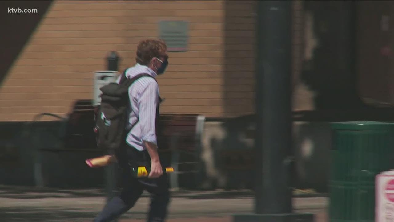 Boise will require people to wear masks in public