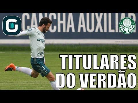 Boca Juniors X Palmeiras | Escalação: Sem Guerra E Dracena Titular- Gazeta Esportiva (25/04/18)