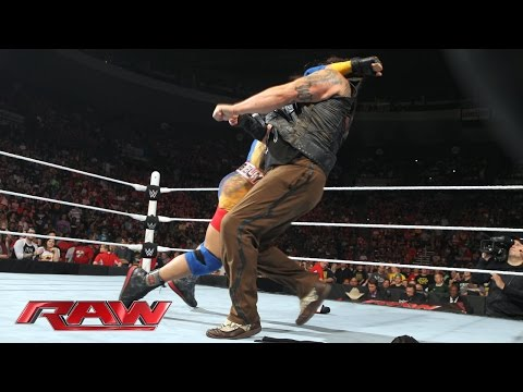 Bray Wyatt comments on Ryback's fate:...