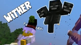 Minecraft - Boss Battles - Wither Boss! [25]