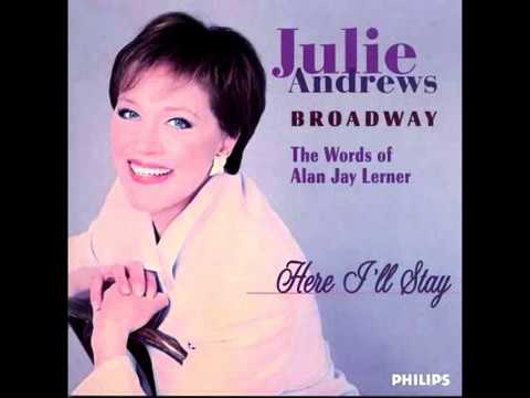 """Julie Andrews sings """"Take Care of This House"""" from """"1600 Pennsylvania Avenue"""""""