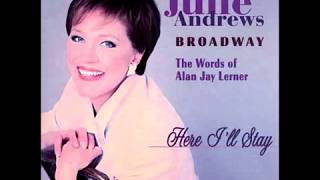 "Julie Andrews sings ""Take Care of This House"" from ""1600 Pennsylvania Avenue"""