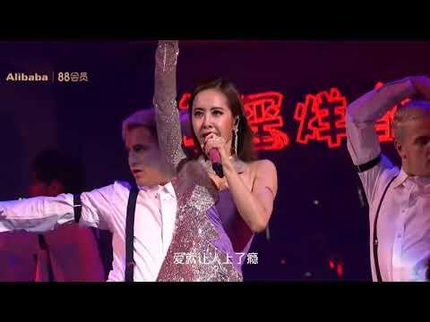 2018-08-08 蔡依林 Jolin Tsai -《黑髮尤物》+《美人計》+《日不落》+《大藝術家》Live@88會員年度群星盛典寵愛無限演唱會