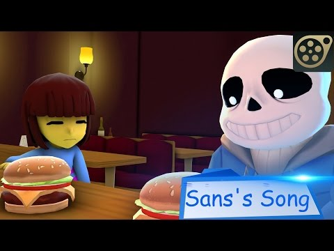 [SFM Undertale] Sans's Song