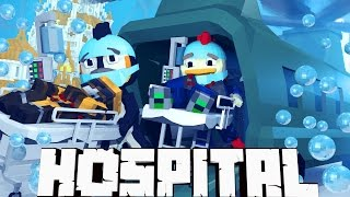 Minecraft Mods Hospital - Emergency Field Surgery! (Atlantis Roleplay) #6
