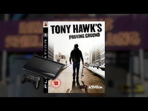 Gameplay : Tony Hawks Proving Ground [Playstation 3]