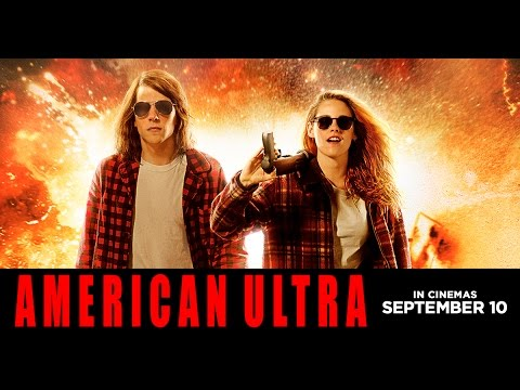 AMERICAN ULTRA - In Cinemas September 10 (Kuwait: Oct 15)