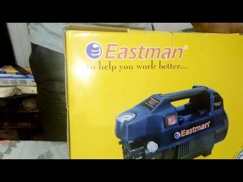 Eastman pressure washer 1690/unboxing review