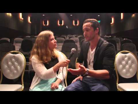 Burim Jusufi Interview - High Strung Movie Exclusive Screening