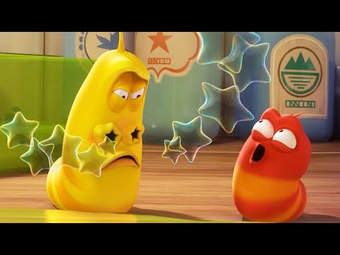 LARVA | THUNDER RED | Cartoons For Children | LARVA Full Episodes | Cartoons For Children