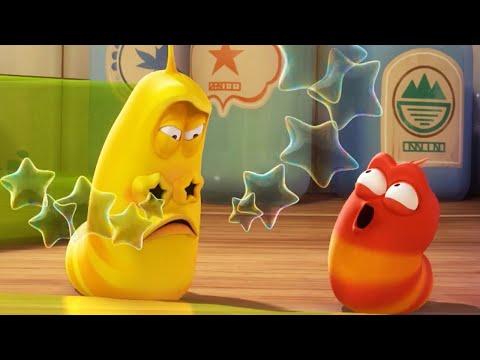 LARVA | THUNDER RED | Cartoons For Children | LARVA Full Episodes | Cartoons For Children