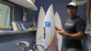 Primitive Surf - Shortboard Model