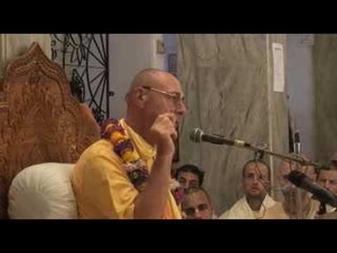 Sivaram Swami - Lecture - Tamal Krishna Goswami Dissapearanc