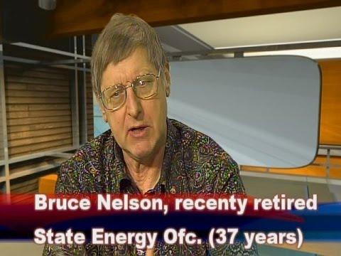 #25 Bruce Nelson - Saving Energy