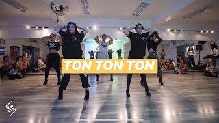 TON TON TON - RKM y Ken-y ft Nicky Jam   Choreography by Guillermo Alcázar