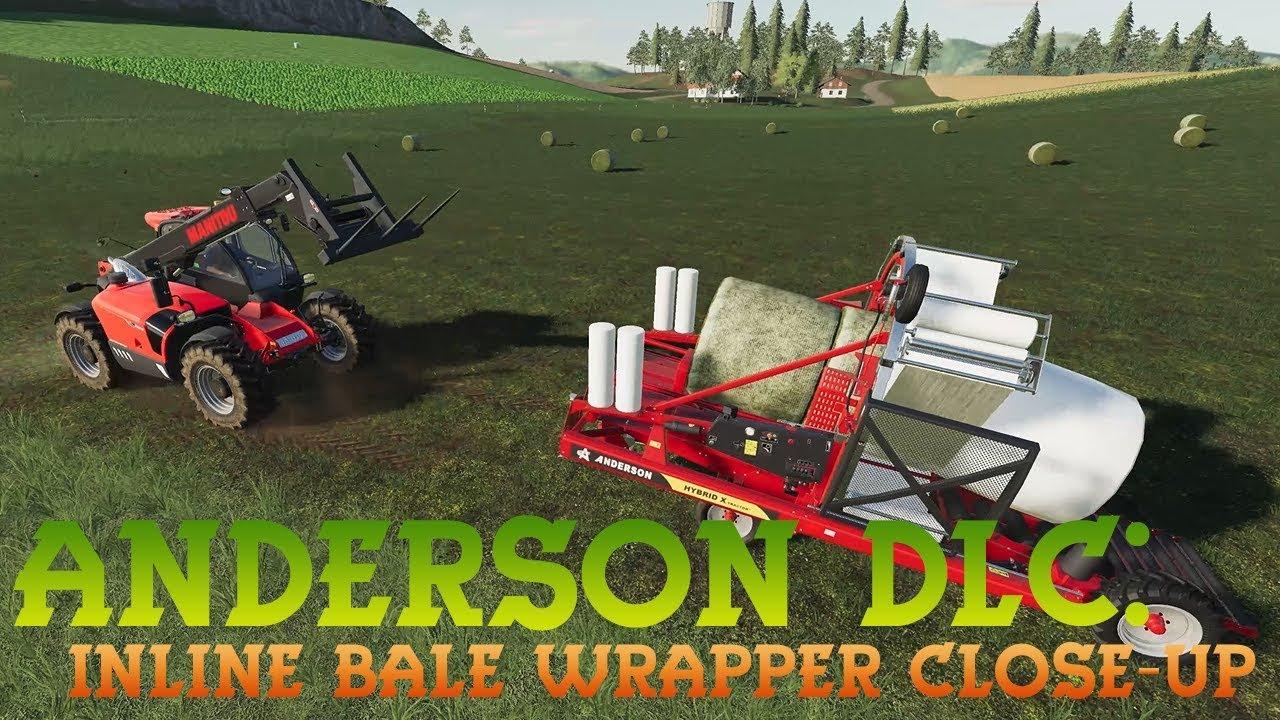 Bale Wrapper Fs19