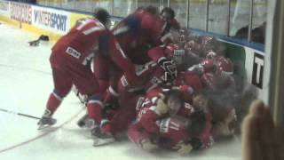 Русский хоккей видео - победный гол в матче с Канадой!(Русский хоккей видео - победный гол в матче с Канадой! Хоккей на льду является любимой игрой для многих мужч..., 2014-10-04T02:18:04.000Z)