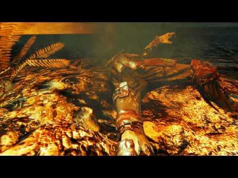 Fallout 4   Kiloton Radium Rifle   Unique Far Harbor Weapon Guide #Fallout4
