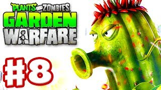 Plants vs. Zombies: Garden Warfare - Gameplay Walkthrough Part 8 - Cactus (Xbox One)