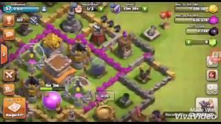Clash of clans 185 Barbaren