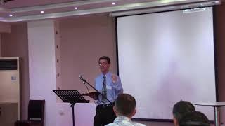 Konferenca e 500 vjetorit Seanca 02 - Sola Scriptura - Vetëm me anë të Shkrimit.