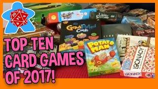 TOP TEN BEST MODERN CARD GAMES - According to this nerd
