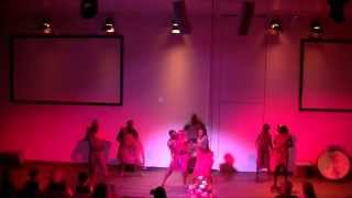 UNESCO IHE AFRICAN NIGHT 2014