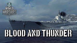 World of Warships - Blood And Thunder