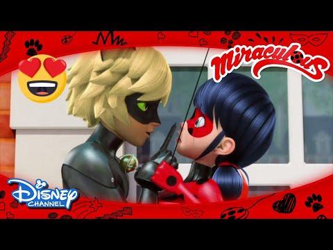 Mucize: Uğur Böceği ile Kara Kedi I TAM BÖLÜM - Sevgililer Günü Özel I Disney Ch