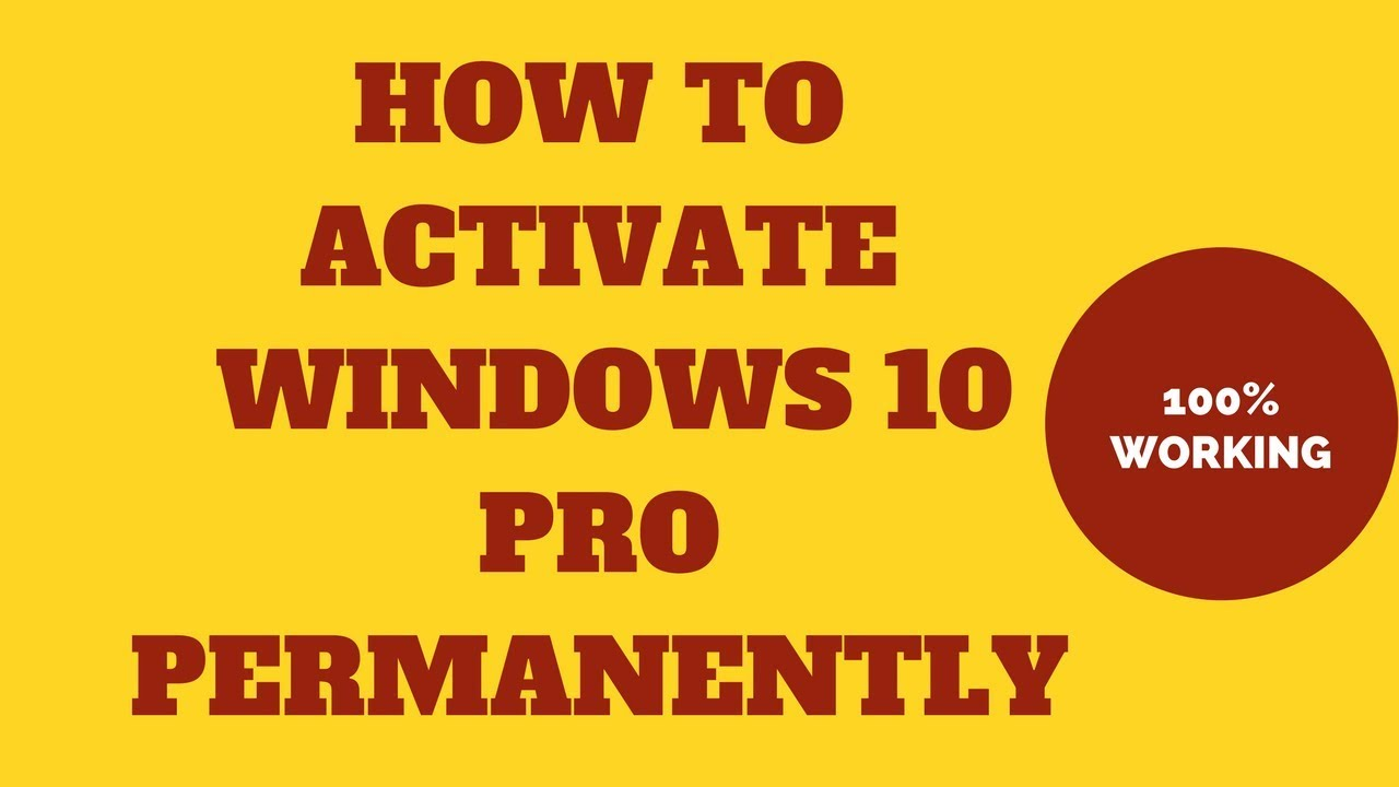 Windows 10 Product Key Archives