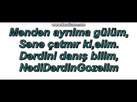 Həyat Aglatti Məni Lyrics Sozləri Ilə Birliktə Youtube